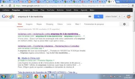 PASSO 6 cadastrando empresa e publicada nas listagens do google